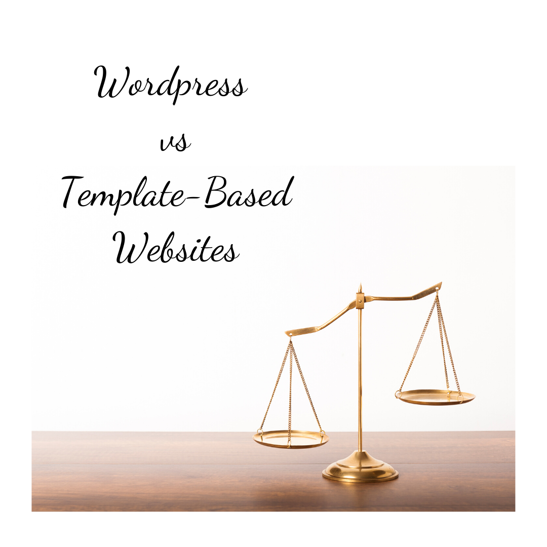 Wordpress or Template Based